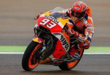 Marquez, WUP Aragaon, MotoGP