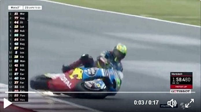 Morbideli, Moto2, Misano