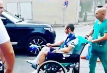 Rossi, Ospedali, MotoGP