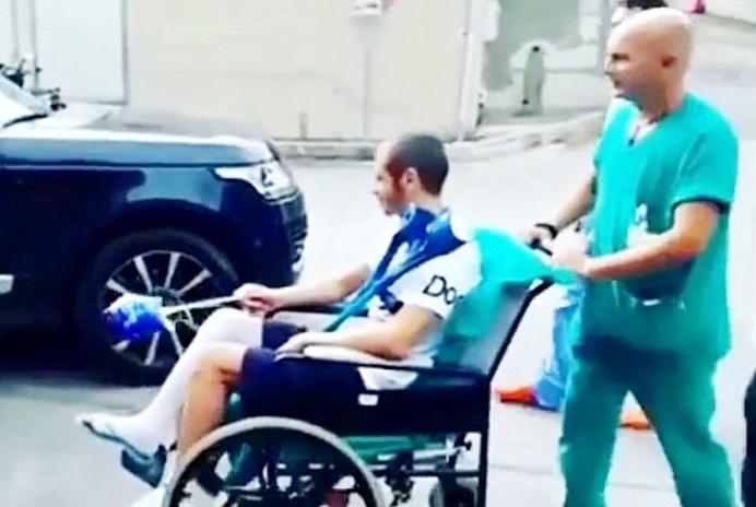 Rossi, Rontgen, Hilang