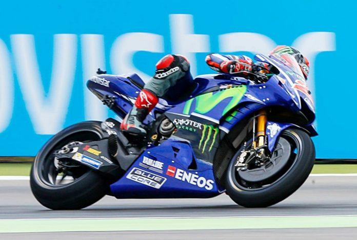 Vinales, FP1-2 Aragon, MotoGP