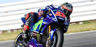 Vinales, FP1-2 Misano, MotoGP