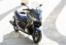 XMAX, Orderoline, Yamaha