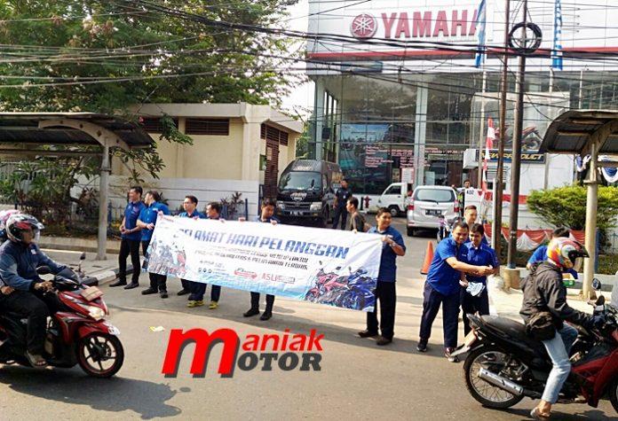 Yamaha, Kejutan, Yamaha