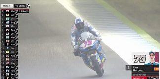 Alex, FP1 Moto2, Motegi