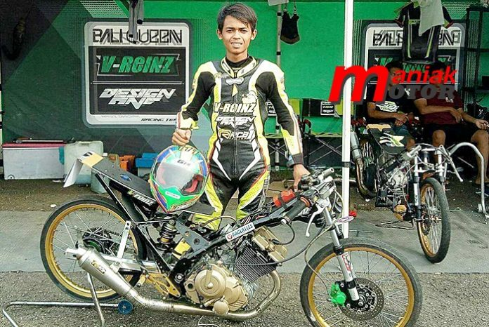 DICKY, CICANGKAL, DRAGBIKE