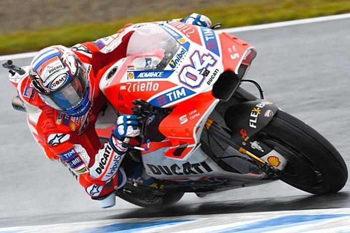 Dovi, FP2 Malaysia, MotoGP