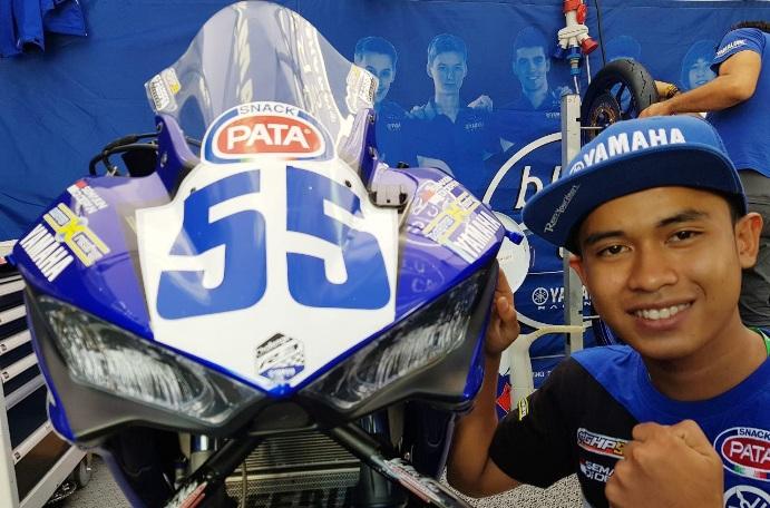 Galang Hendra Juara Jerez