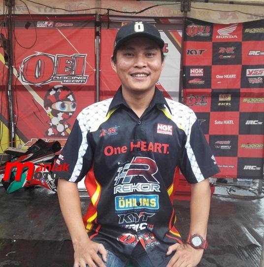 HDC Kemayoran 2017-2 Ergus