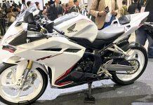 Honda, CBR250RR, Modifikasi