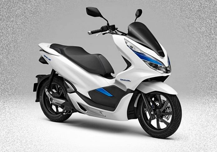 Honda, PCX Listrik, TMS 17
