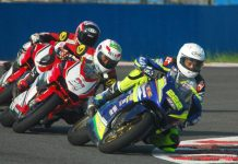 Kejurnas Sport 250 Yamaha Indonesia