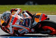 Marquez, menang, motogp
