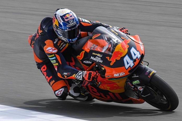 Oliveira, KTM, Moto2