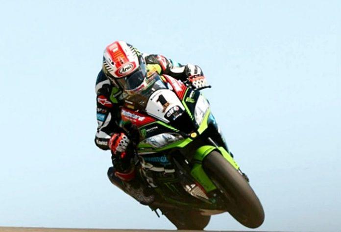 Rea, Jerez, Superbike