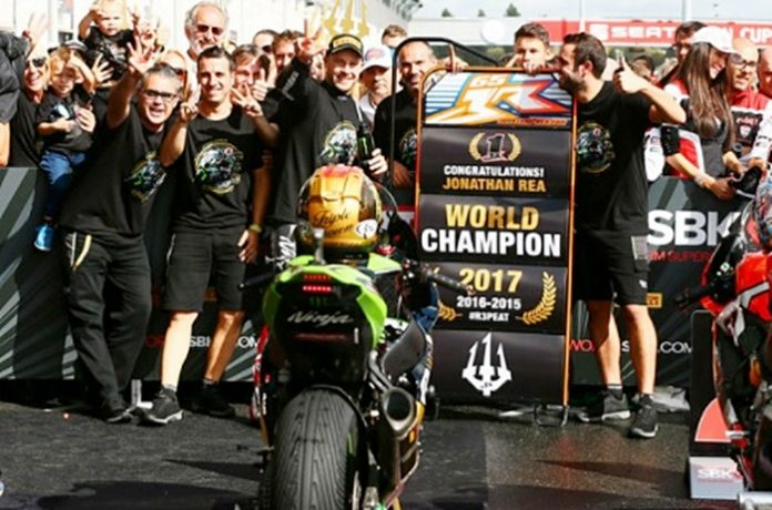 Rea, Juara dunia, superbike