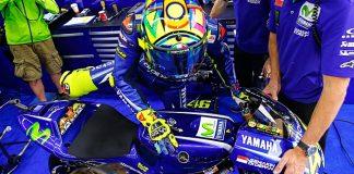 Rossi, FP3 Aragon, motogp