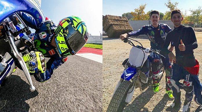 Rossi-Vinales, Latihan, MotoGP