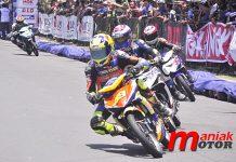 Shakti, YCR, Kediri