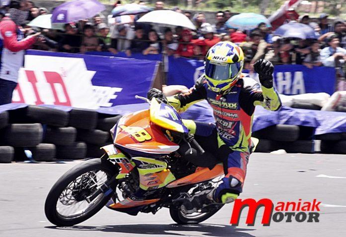 Shakti, YCR2, Kediri