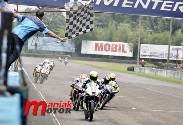 Sport 150, Race 2, IRS sentul