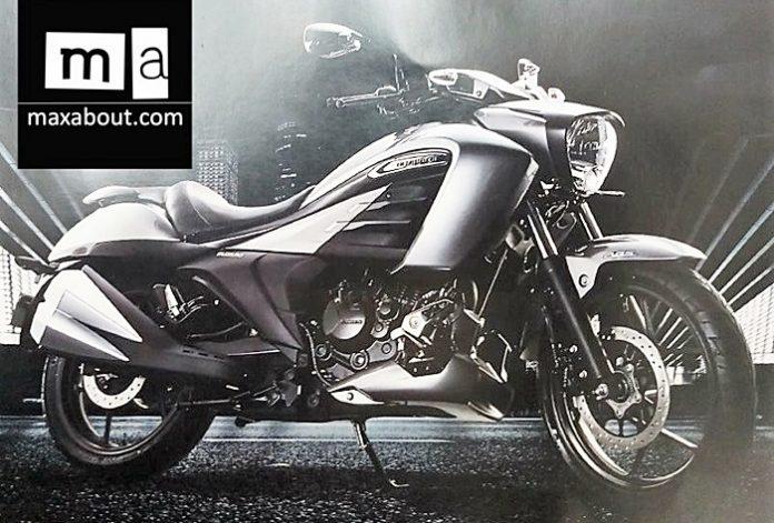 Suzuki, Intruder 150, India