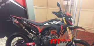 CRF150 R9 2017