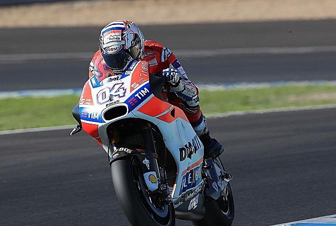 Dovi, Jerez, MotoGP