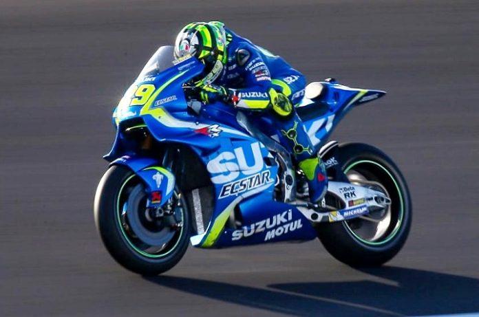 Iannone, Tes Jerez, MotoGP17
