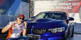 Marquez, BMW Awards, Motogp