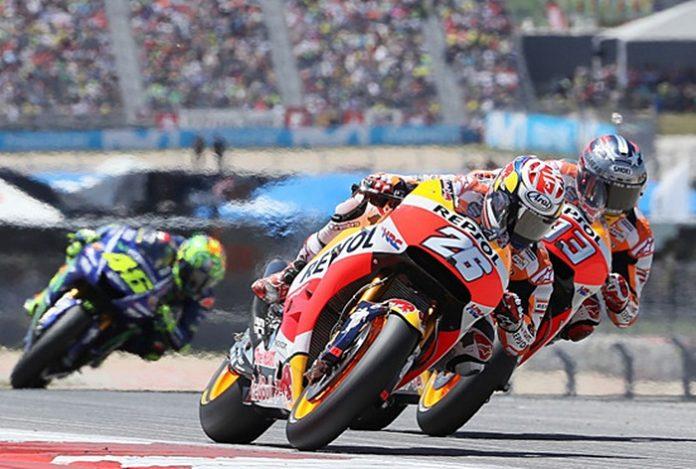 Marquez-Dani, Valencia, MotoGP