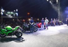 Peluncuran Ninja 250 All New 2018