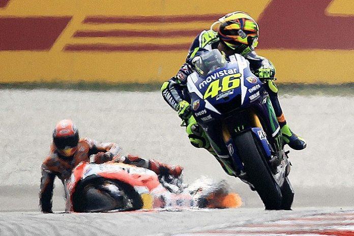 Rossi, Sepang, Motogp