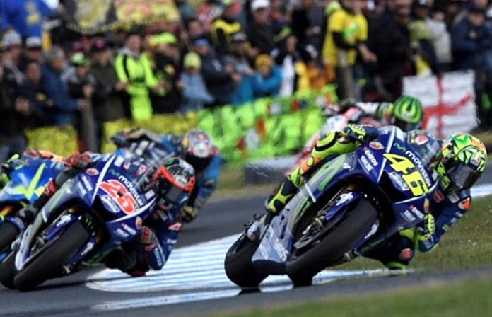 Rossi, Valencia, Tes