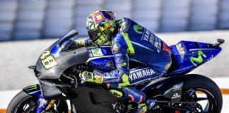 Rossi, tes sepang, motogp