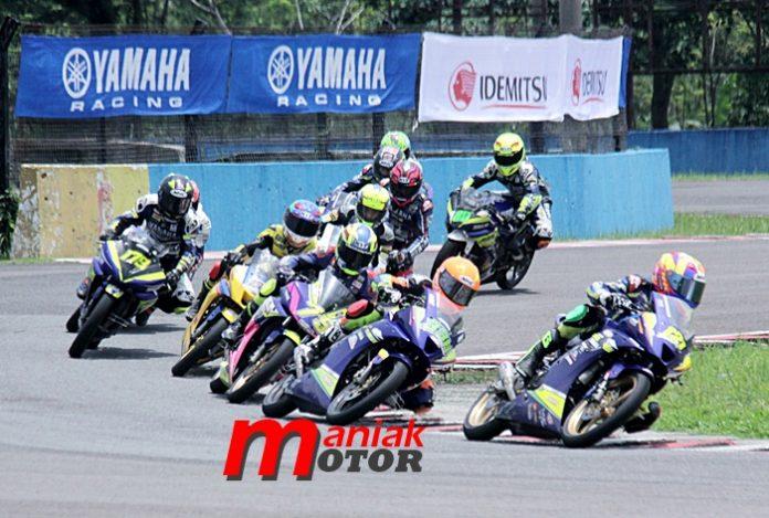 YSR 2017, Sentul, road race