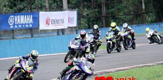YSR4, Sentul, Road Race