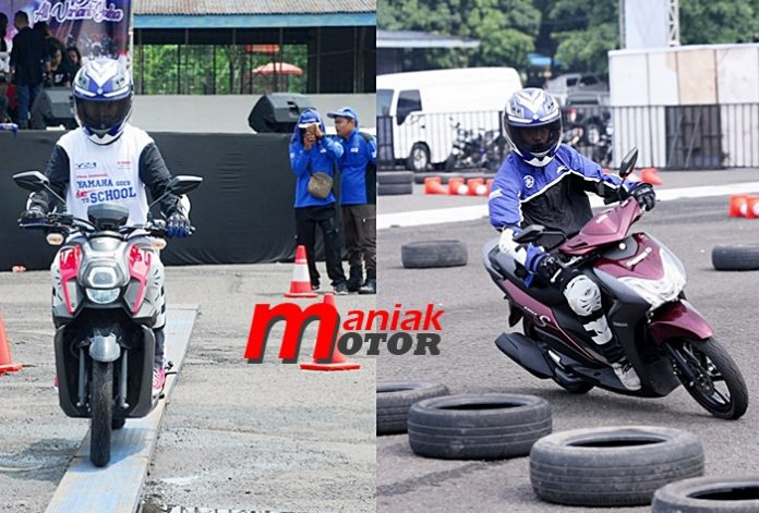 Yamaha, Goes, Sentul