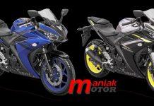Yamaha, YZF-R25, Baru