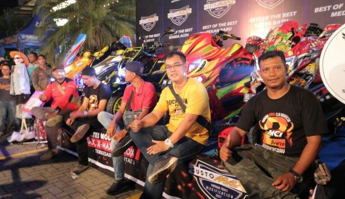 Best of The Best Nmax Regional Sumatera Utara (3)