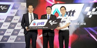 Buriram, PTT Thailand, MotoGP