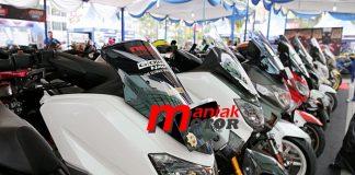 CustoMAXI, Banjarmasin, Yamaha