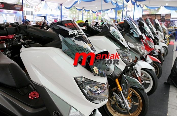 CustoMAXI, Banjarmasin, Yamaha