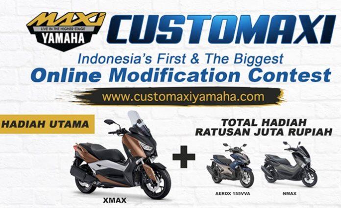CustoMAXI, Medan, Yamaha