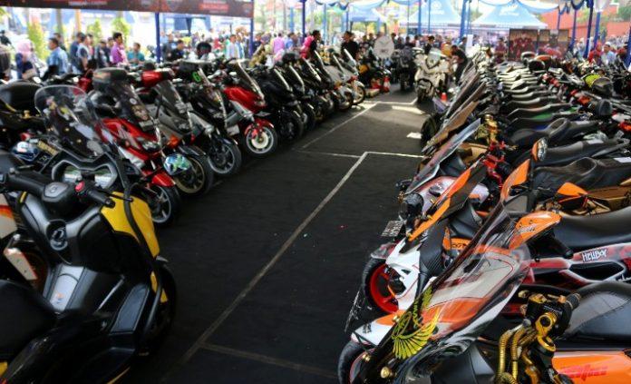 CustoMAXI Yamaha 2017 Tangerang