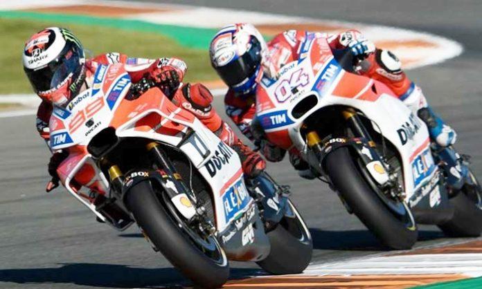 Dovi-Jorge, Dua Arah, MotoGP