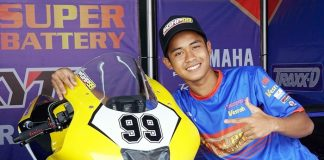 Galang, IRS final, sentul