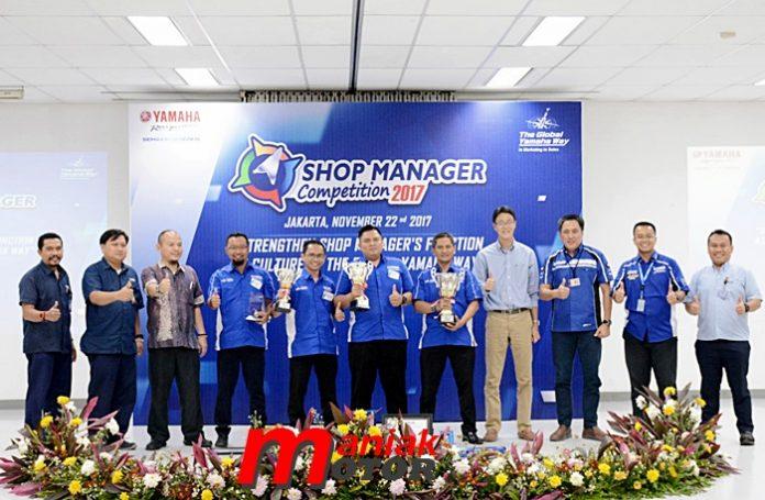 Juara SM, Kompetisi, Yamaha