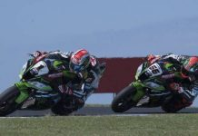 Kawasaki Mahal MotoGP