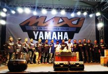 #MAXIYAMAHADAY di Banjarbaru Kalimantan Selatan (1)